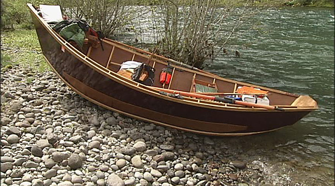 9th annual McKenzie River Wooden Boat Festival