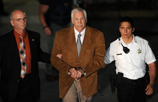 Sandusky convicted of abuse