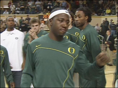 Duck Basketball: On second thought, Armstead to stay with UO