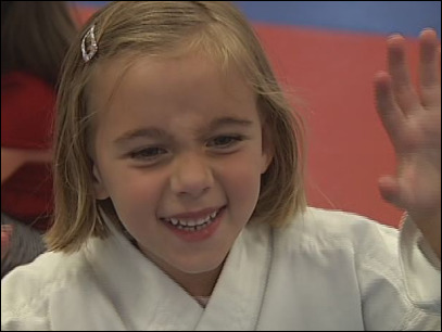 Kaptivating Kidz: Lil' Dragons keep karate hidden like a treasure