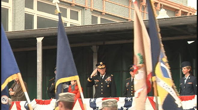 Albany Veteran's Day Parade