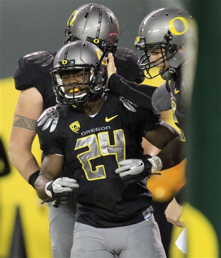 Arizona St Oregon Football