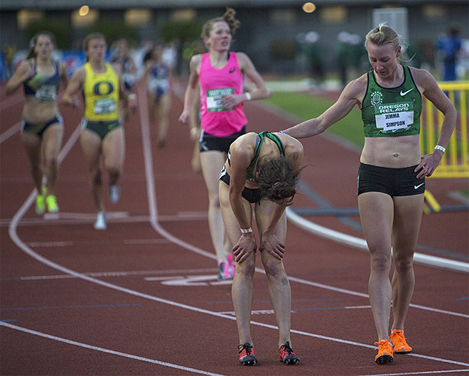 Athletes compete Saturday at Oregon Relays - 01 - Oregon News Lab photo