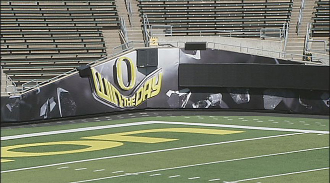 New graphics, better cell service among changes at Autzen