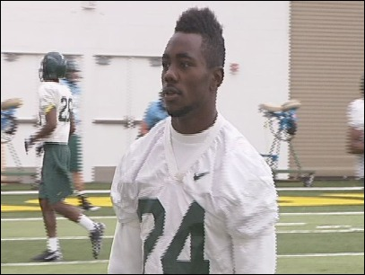 Video: Ducks get back to work, Barner does not