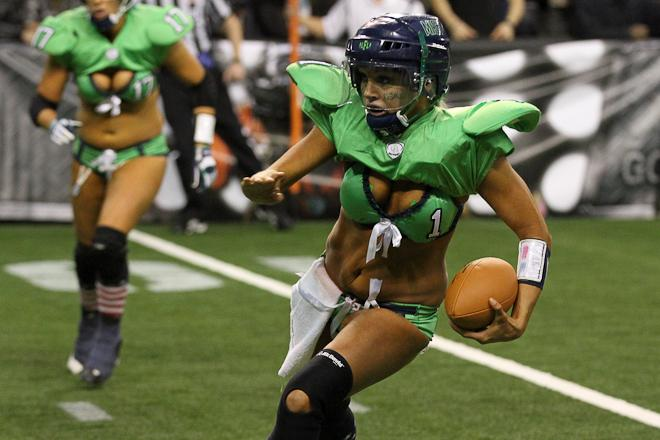 BC Angels vs. Seattle Mist