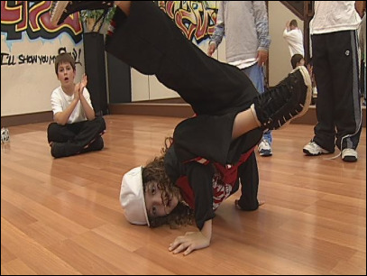 Kaptivating Kidz: Breakin' it down with Break Down Dance Company