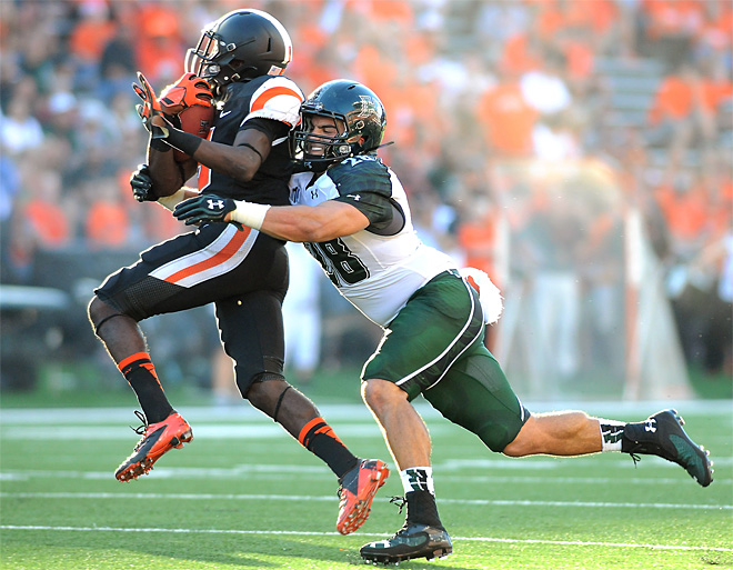 Hawaii Oregon St Football