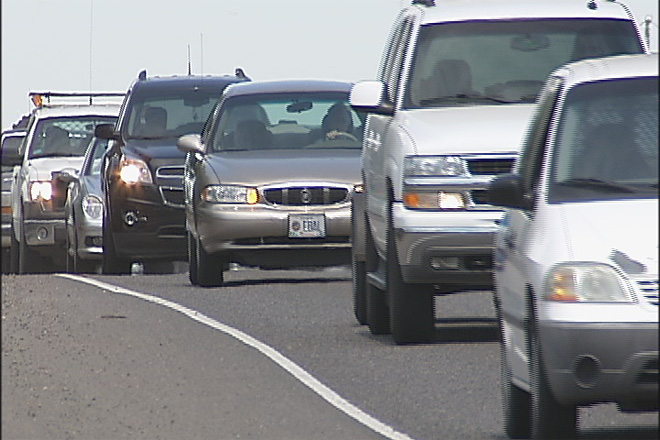 Need some space? Police to focus on drivers following too close