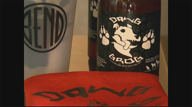 Bend brewery employees crafts Dawg Grog for pooches (3)
