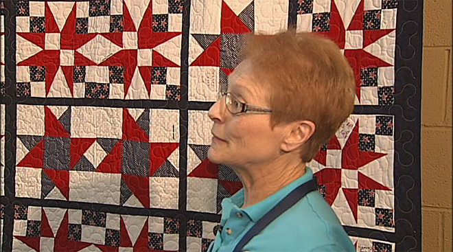 Quilt celebrates Benton County Fair centennial