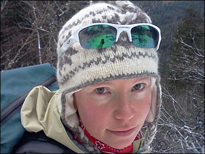 Lost snowshoer says she was prepared to spend the night in cold