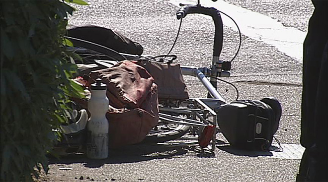 Bicyclist crashes trying to avoid car October 2 in Springfield (5)