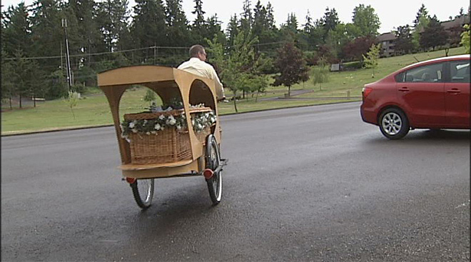 Bike hearse offers last rides (3)