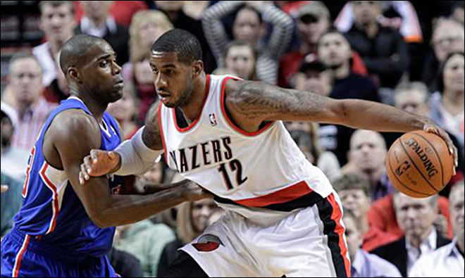 Blazers beat Clippers 116-112 in OT