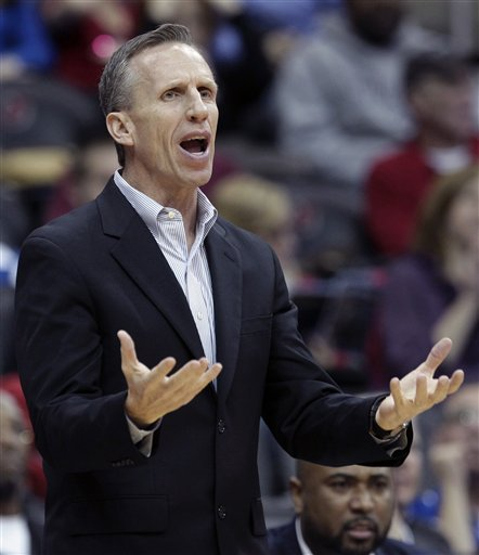 Report: Former Oregon assistant hired as head coach of Charlotte Bobcats