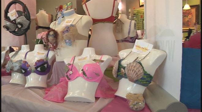 Bras for a Cure 2013