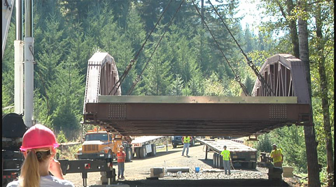 Bridge damaged by flood replaced (10)