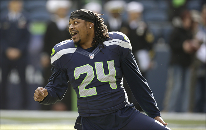 Seahawks' Marshawn Lynch fined $50K by NFL