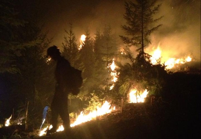 US spends over $1 billion fighting wildfires in 2013
