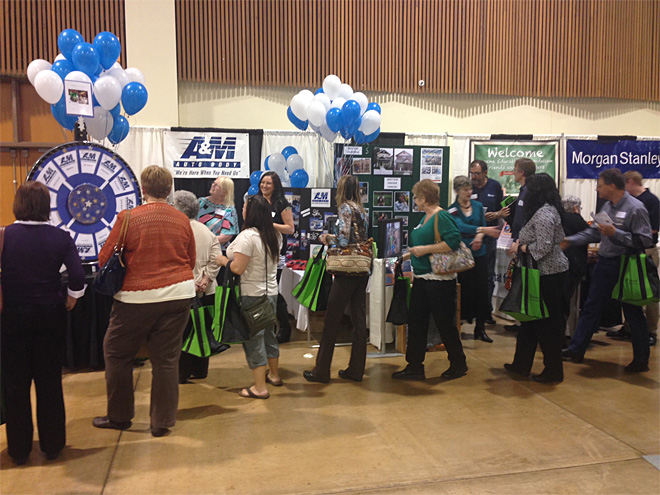 Business-to-Business Expo at the Lane Events Center