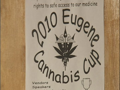 Welcome to the 2010 Cannabis Cup