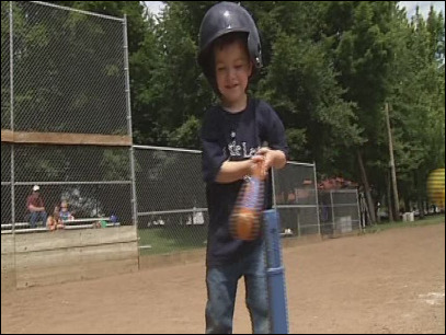 Kaptivating Kidz: Playing a special brand of baseball