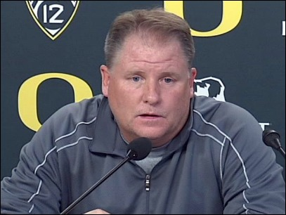Raw Video: Chip Kelly previews Nevada game