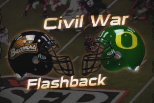 2007: OSU 38, UO 31 2OT