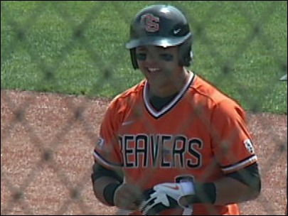 Conforto honored as Pac-12 Freshman of the Year