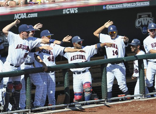 Arizona represents Pac-12 at CWS Finals