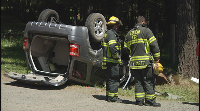 Car and Jeep collide on Fox Hollow on May 6 2013 (1)