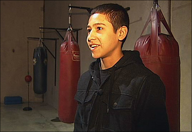 Boxing champ, 14, dies from injuries suffered in van crash on I-5