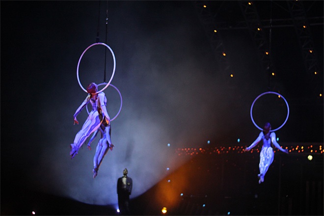 Cirque du Soleil Quidam at Matthew Knight Arena in Eugene (64)