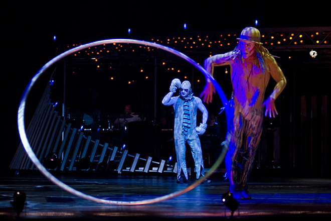 Cirque du Soleil Quidam at Matthew Knight Arena in Eugene (70)