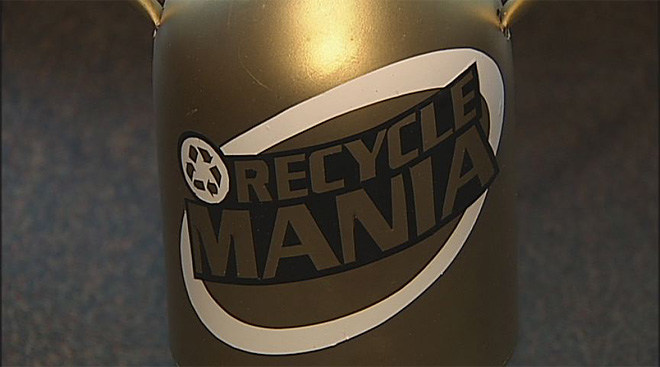 Civil War Recyclemania 2014