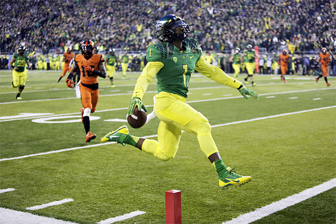 2013 Civil War: Oregon 36, Oregon State 35