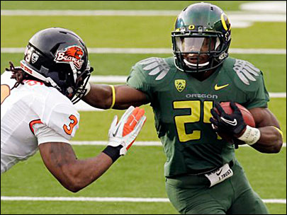 Ducks win Civil War, will host Pac-12 championship