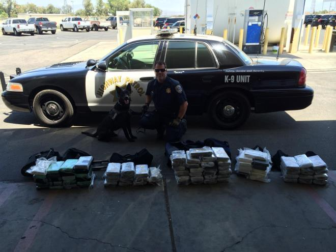 $3 million worth of cocaine found in semi