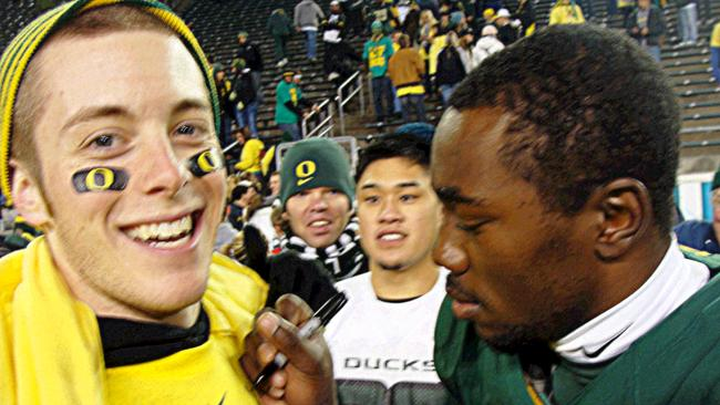 Meet your Duck football favorites at 'Fan Day'