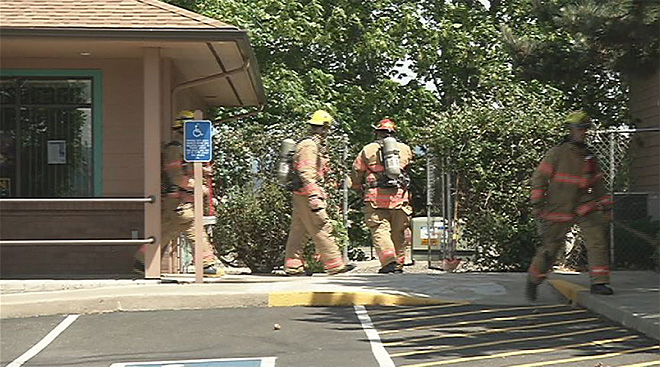 Small fire causes evacuation of animal hospital