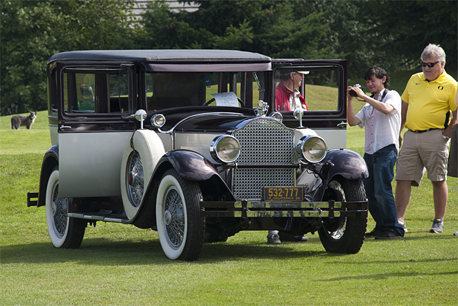 Concours on the Green - 18 - Photo by Tristan Fortsch