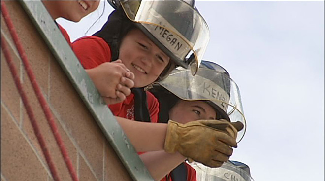 Confidence and Leadership Fire Camp hosted by Eugene and Springfield Fire Departments - 11