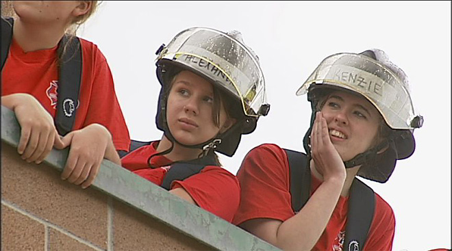 Confidence and Leadership Fire Camp hosted by Eugene and Springfield Fire Departments - 13