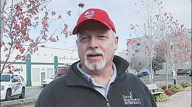 Coos Bay remembers 2002 fire that killed 3 firefighters