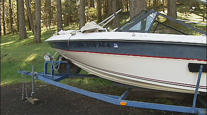Copper thieves hit St. Vincent de Paul boat - 01