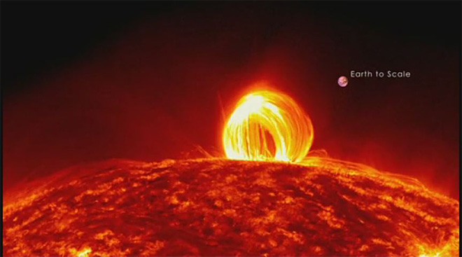 Coronal Mass Ejection on July 19 2012 (3)2
