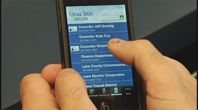 City taps app to empower citizens