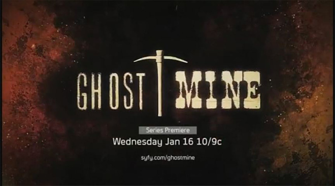 Cottage Grove miners star in Ghost Mine