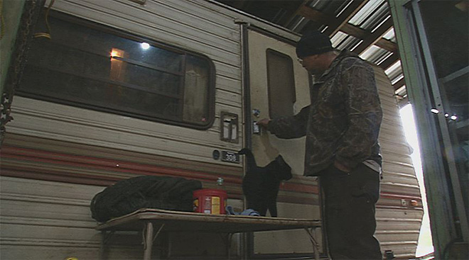 County tells caretaker in RV to leave (2)